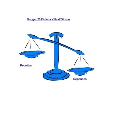Budget ville d'Oloron