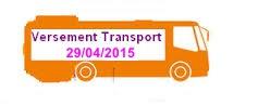 versement transport