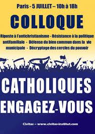 Civitas colloque 2014