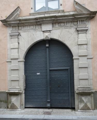 Portail 28 rue Palassou