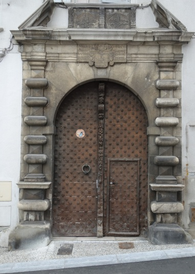 Portail rue Palassou