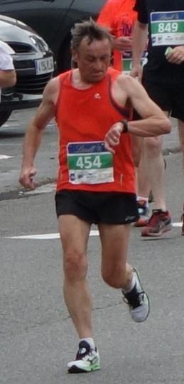 Le semi-marathon.....