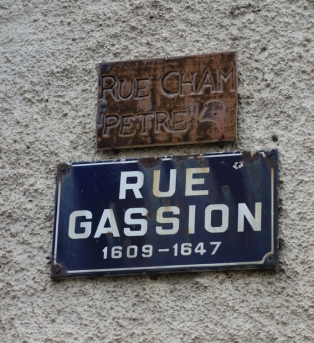Rue Gassion