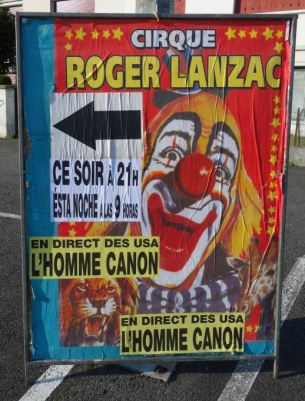 Homme canon