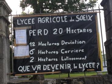 Lycée agricole de Soeix