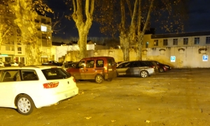 Parking Foirail