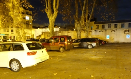 Parking Foirail