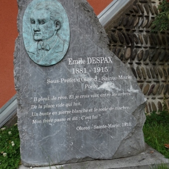 Stèle Émile Despax