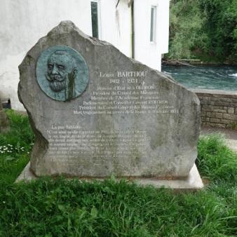 Stèle Louis Barthou