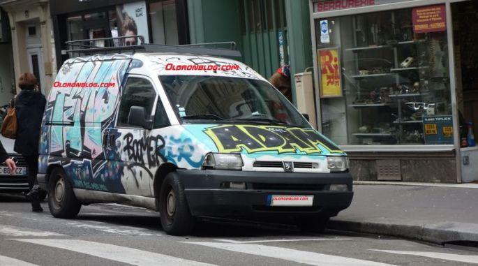 05 - Le véhicule de fonction d'oloronblog