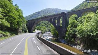 Viaduc d'Escot