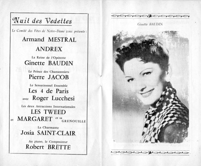 Programme fêtes Notre-Dame 1956008