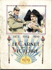 le-carnet-de-la-victoire-1919