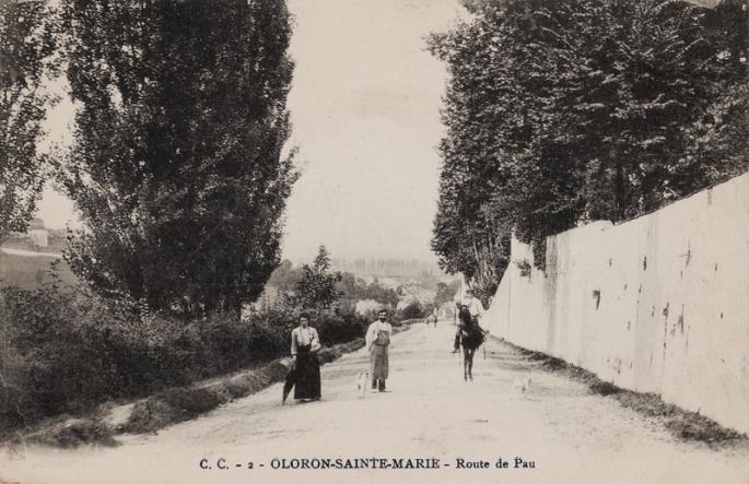 Route de Pau-1
