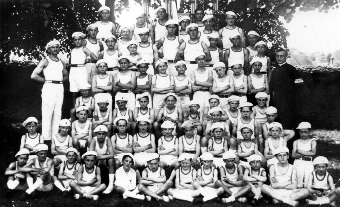 12 - Groupe gymnique JAO
