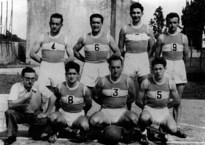 16 - Équipe JAO 1950