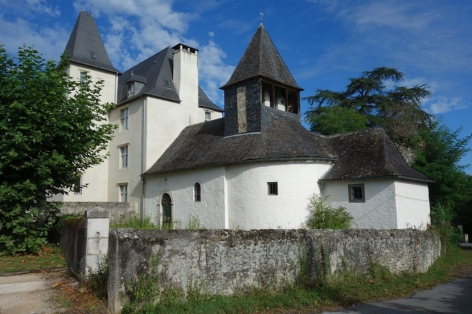 Légugnon - la chapelle