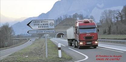 Camion espagnol