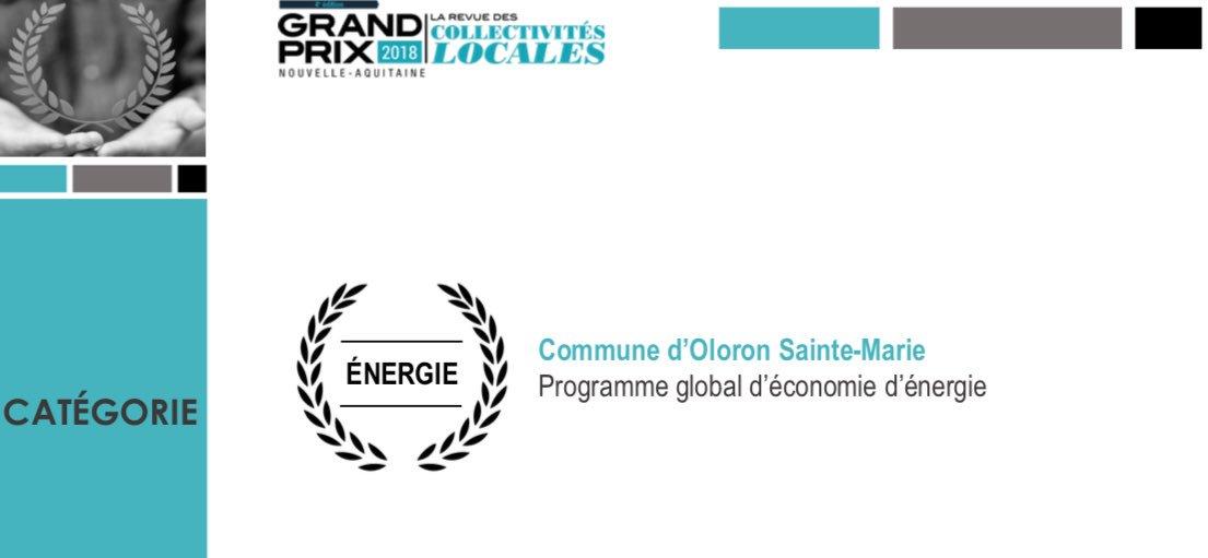 Prix Energie Oloron 2