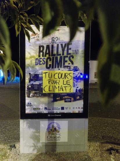 Rallye des Cimes