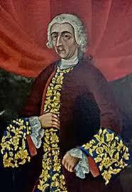 Portrait de Joseph de Laborde