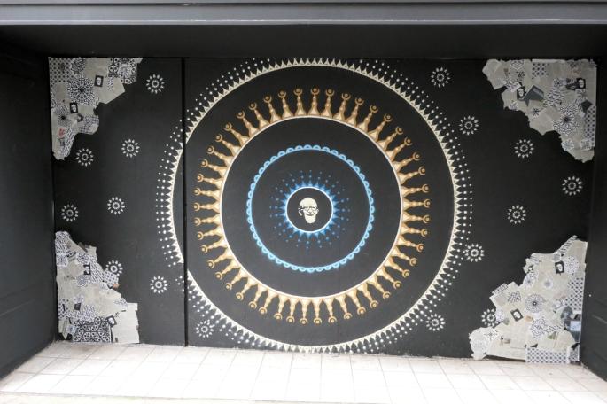Street art - abbé Pierre