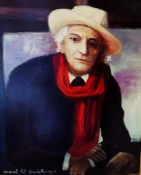 P1011992-1 - Autoportrait - 1984