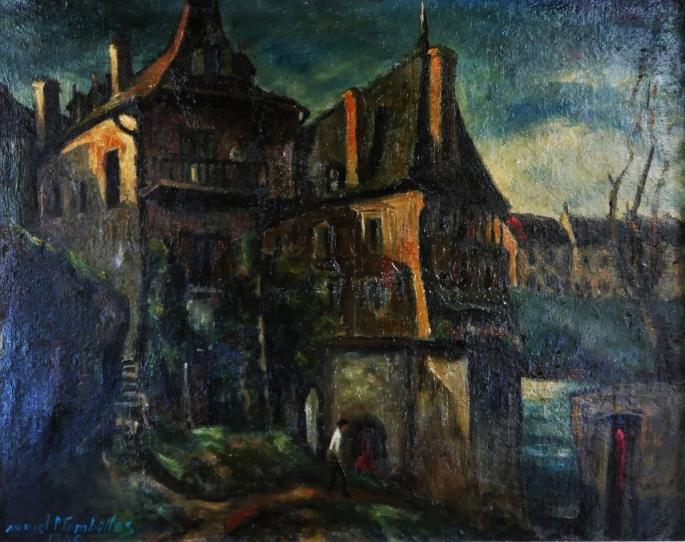 P1012003-1 La maison d'Oloron - 1960