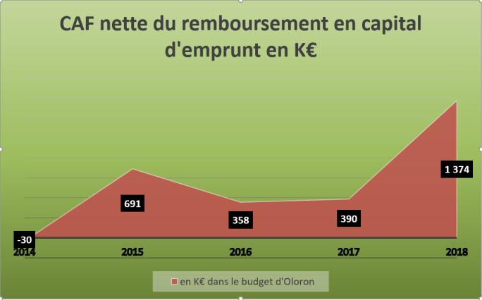 10 - Capacité nette d'autofinancement